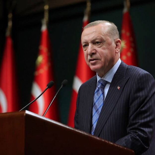 Terrorists Who Tried To Oust Me Are In Nigeria – Turkish President